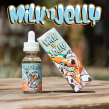 Orange by Milk N Jelly