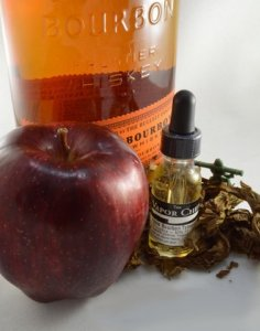 Apple Bourbon Tobacco by The Vapor Chef
