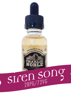 Siren Song by Charlie Noble E-Liquid