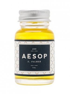 Strawberry Arnold Palmer by Aesop