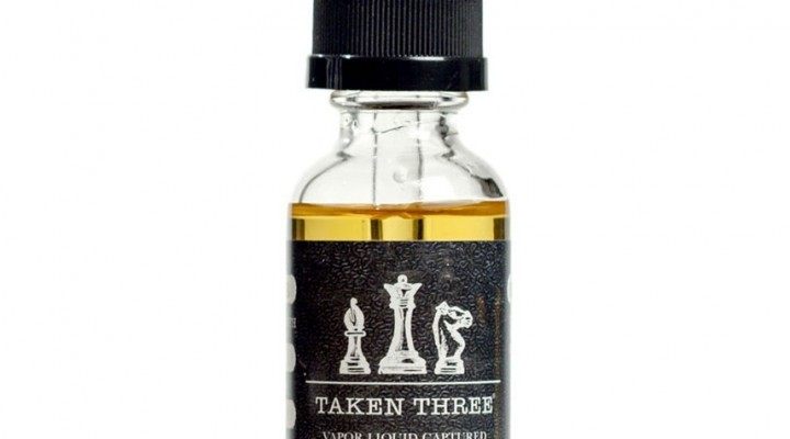Taken Three: Kibitzer by Five Pawns Signature Vapor Liquid