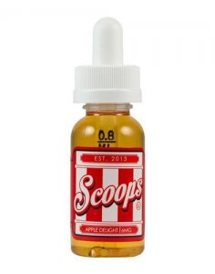 Scoops - Apple Delight by The Drip Club