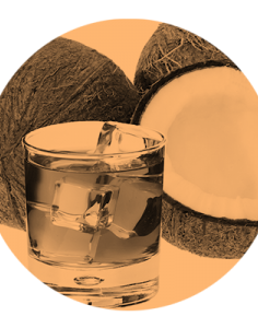Smooth Bourbon & Coconut by Simply Vapour