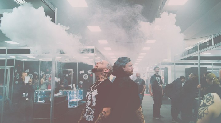 Vaping – Is it all bros and douchebags?
