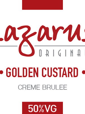 Golden Custard by Lazarus Adventures